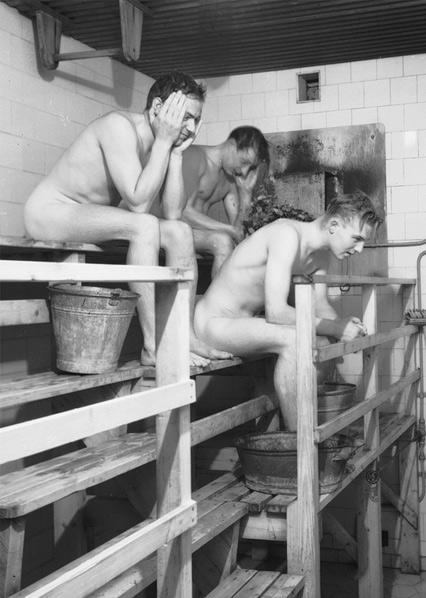 ana revista sauna mista